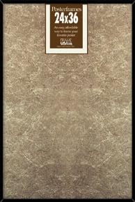 Corrugated Poster Frames
