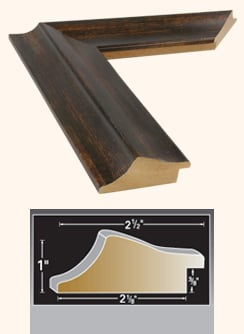 Large Picture Frame Moulding