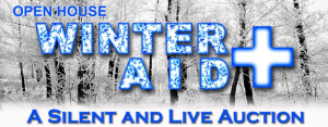Winter Aid - Silent Auction and Frame USA Open House