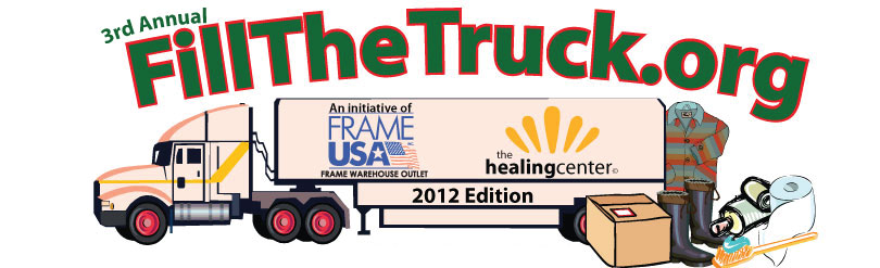 Fill the Truck at Frame USA