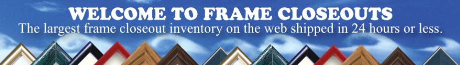 Need Frames Fast? Check Out Fast Ship Picture Frames