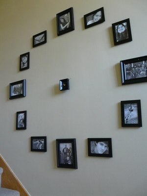 Making A Frame Collage -