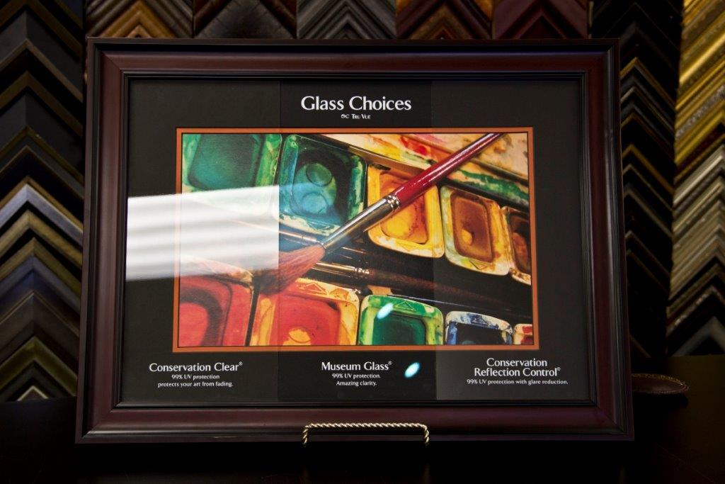 Museum Glass - Picture Frame Glazing