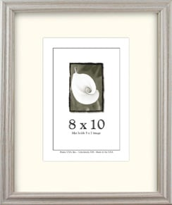 cheap but good white frame