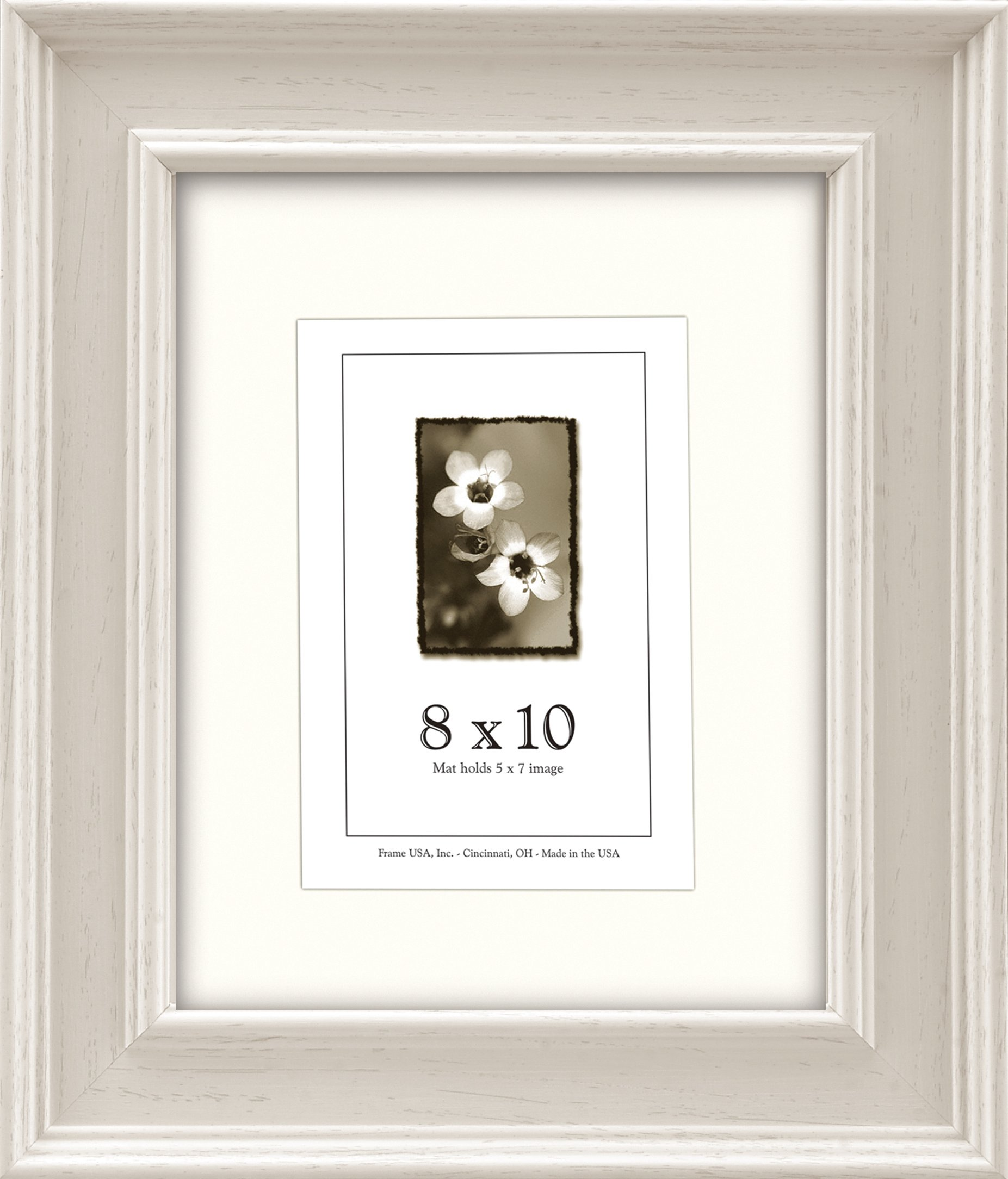 Great Examples of White Picture Frames -