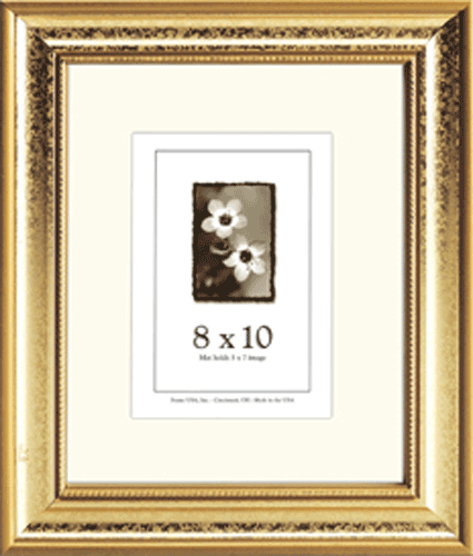 american value large gold frame - 793