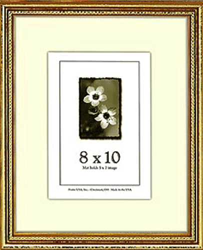 american value medium gold frame - 794