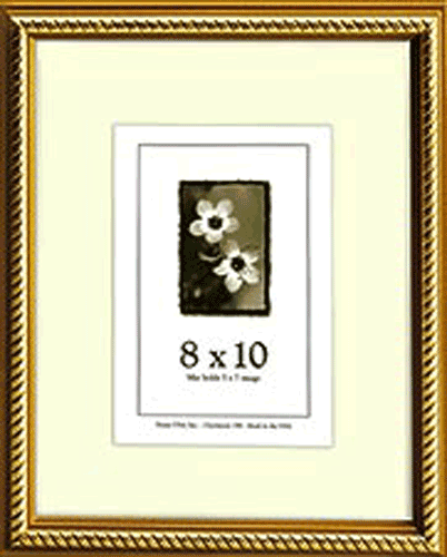 american value thin gold frame - 805 - Frame USA\'s Blog