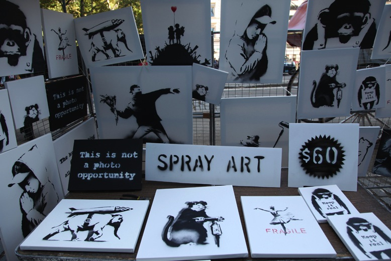 Banksy Art - For sale in NY