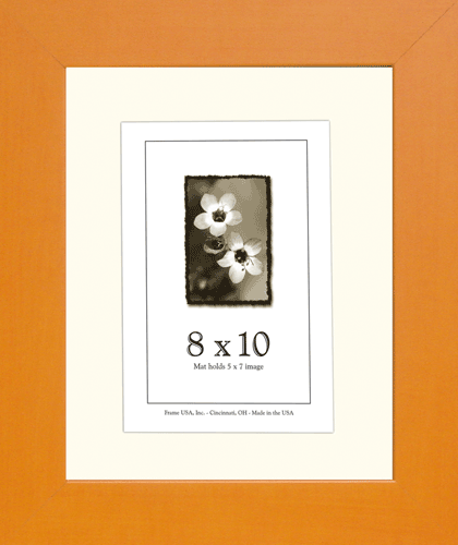 Colori Orange Picture Frame