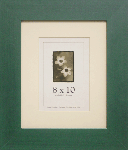 Large Green Picture Frame