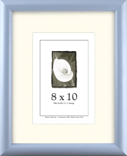 Baby Blue Picture Frame