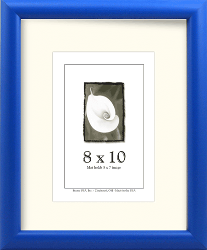 Blue Picture Frame for kids
