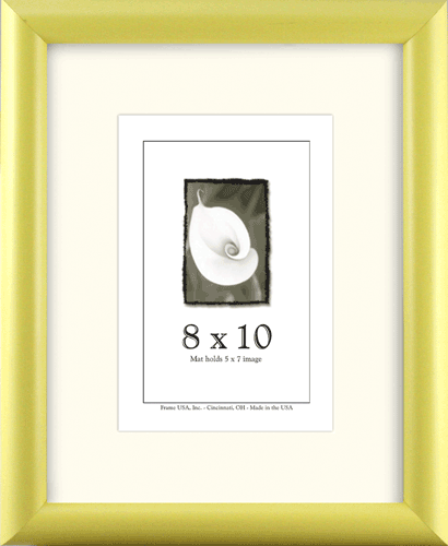 Yellow Picture Frame for kids