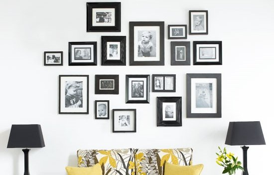 How to Create a Photo Wall: A Step-by-Step Guide