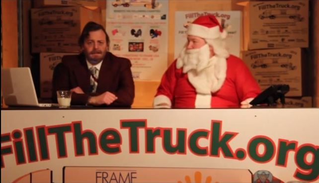 Ron Burgundy - Fill the Truck
