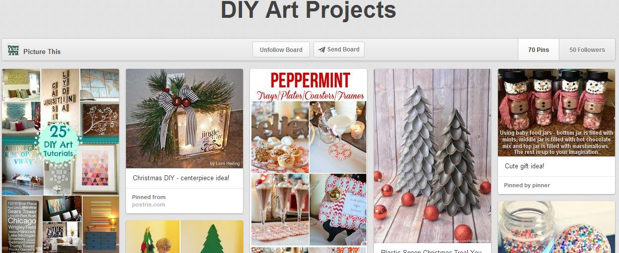 DIY Art Projects