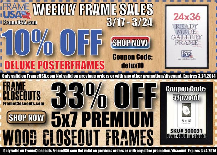 Poster Frames Frame Usas Blog