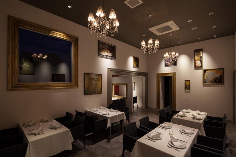 picture frames for restaurants