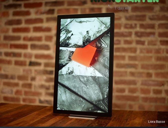 Digital Art Meets Digital Framing