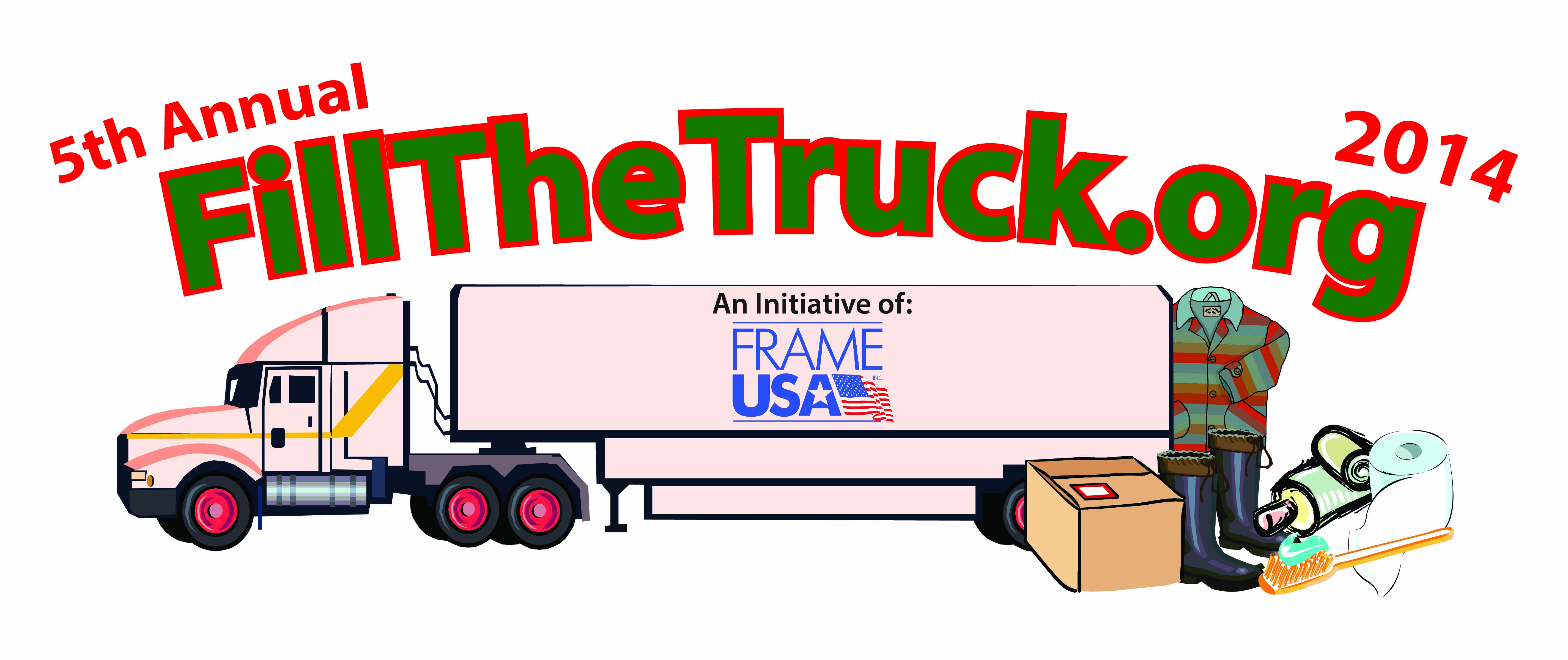 Fill The Truck 2014