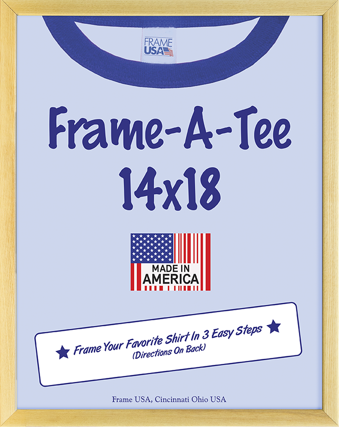 T-Shirt Frame Natural
