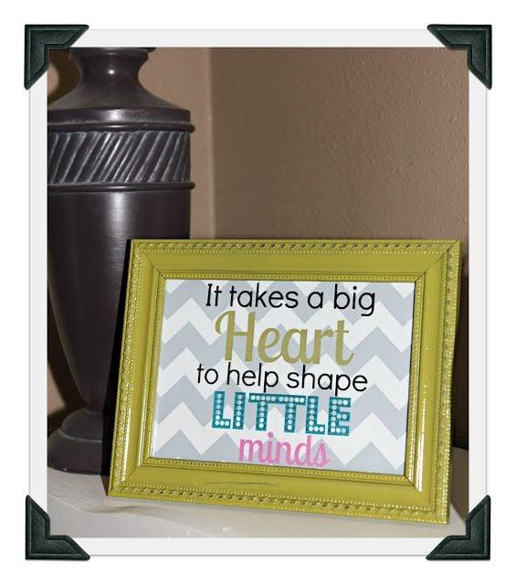 Valentine's Gift Idea for Teachers