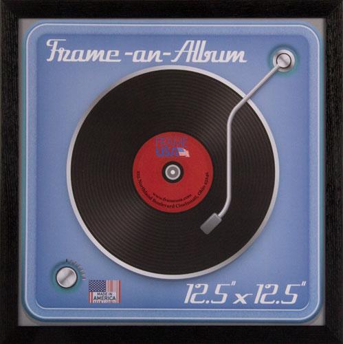 Frame-an-Album Black