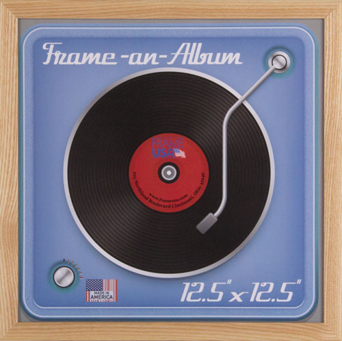Frame-an-Album Natural