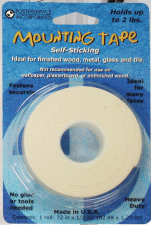 Apartment Mounting tape