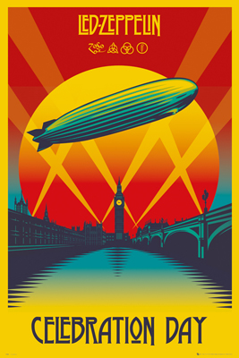 Zeppelin Celebration Day