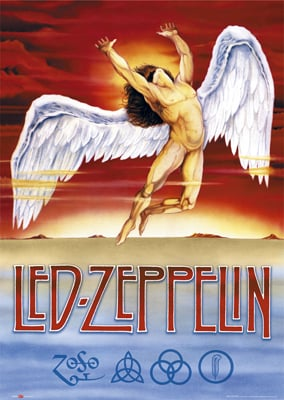 Zeppelin Swan Song