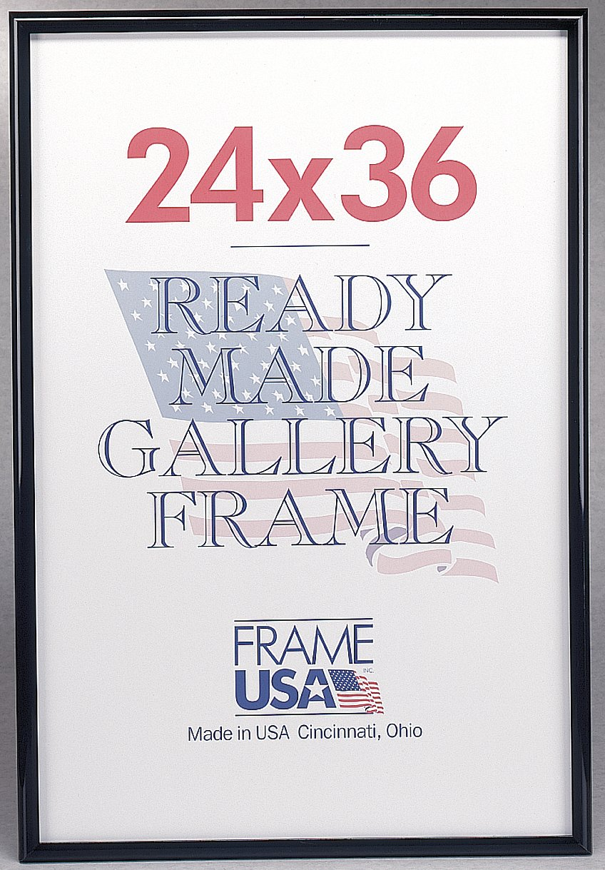 Picking Poster Frames: A Newbie\'s Guide -