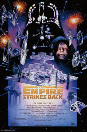 The Empire Strikes Back!