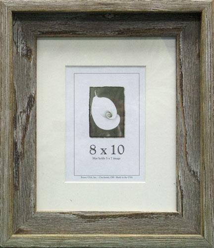 Beautiful Barnwood Picture Frames!