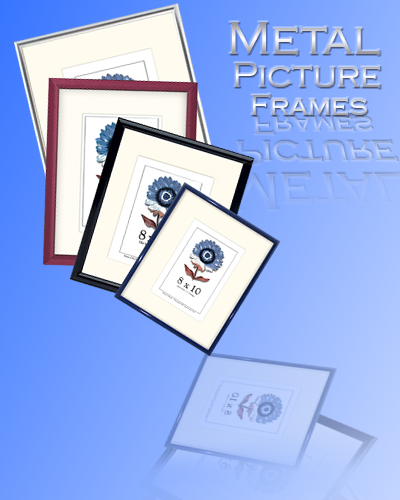 Make Your Business Shine with Metal Picture Frames!