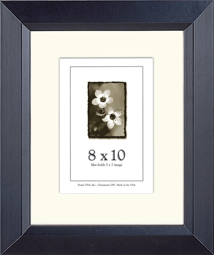 Black Narrow Picture Frame