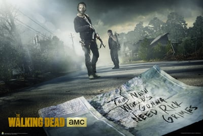 "The Walking Dead--""Season 5"""