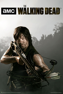 The Walking Dead Are Shambling To Frame Usa