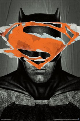 Posters Coming Soon: Batman Vs. Superman