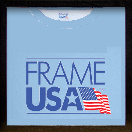 frame and shirt