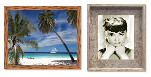 Wood Picture Frames