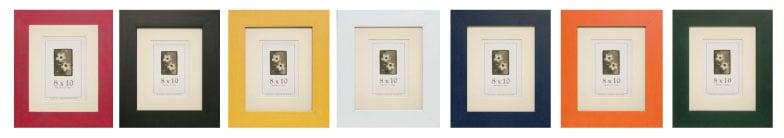 Colori Picture Frames