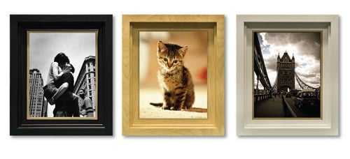 Floater Picture Frames