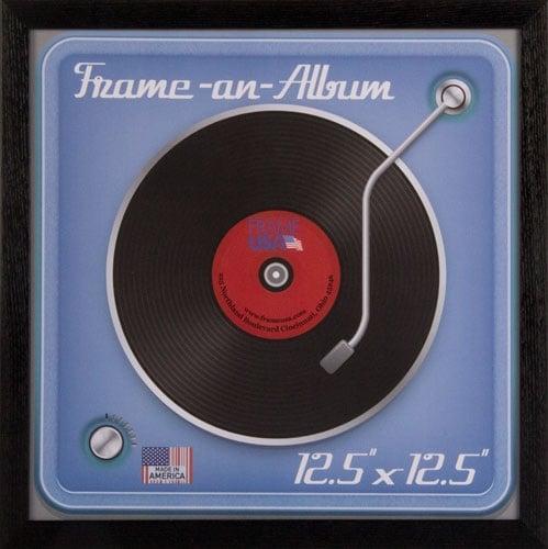 Frame An Album