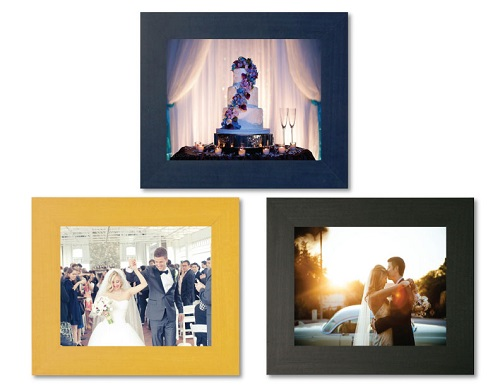 Colori Picture Frame -- Wedding Photography