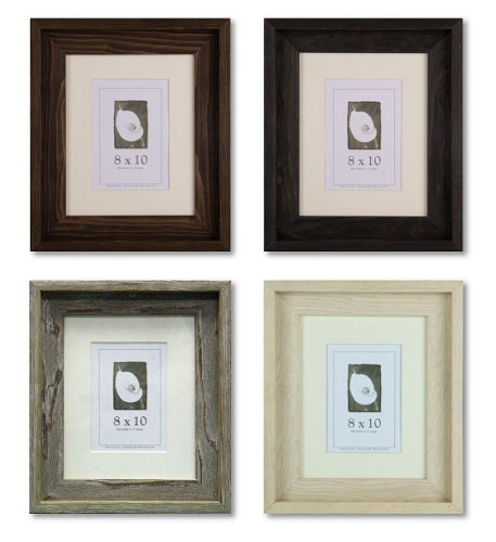 Appalachian Barnwood Picture Frames