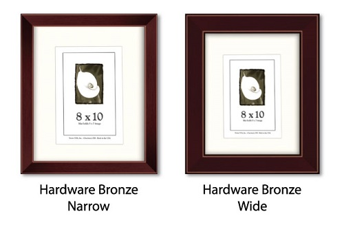 Hardware Bronze Picture Frames