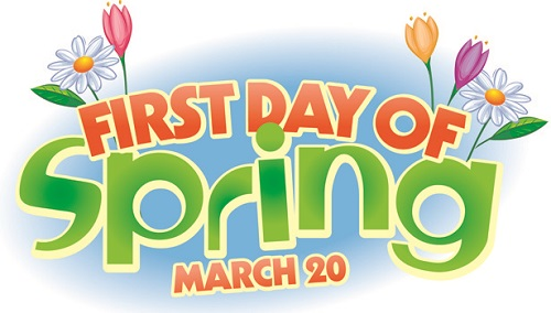 First Day Of Spring Clipart - Cliparts Galleries