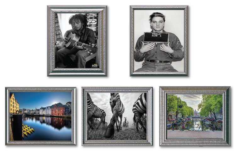 Art Frame - American Value Silver